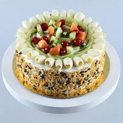 Delicious Fresh Fruit Cake [500g]