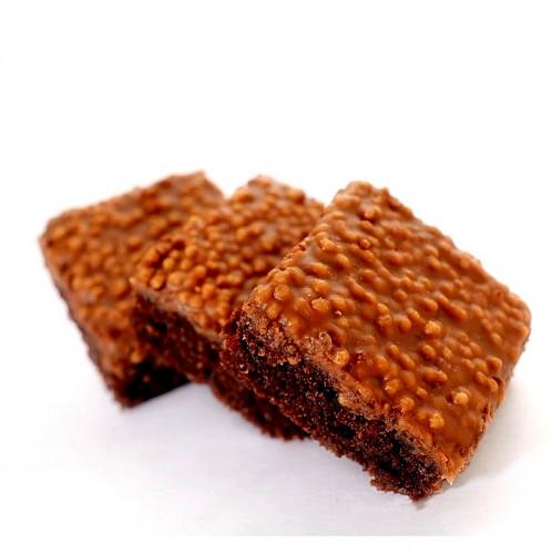 Caramel Choco Brownie