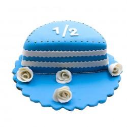 CAKES FONDANT CHOCOLATE 6 MONTH D4 (E/L)