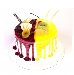 CAKES 2 IN 1 BLUEBERRY N PINEAPPLE D1 (E/L)