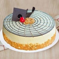 Butter Scotch Round Cake [1kg]