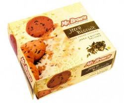 Butter Jeera Cookies