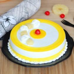 Glaze Pineapple Cake [500g]