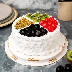Creamy Fresh Fruit Cake [1kg]