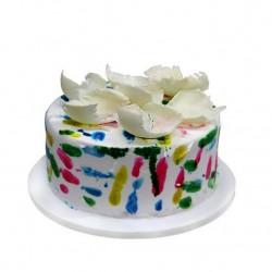 CAKE FRESH FRUIT HF D1 HO (E/L)