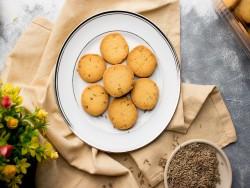 Salted Jeera Cookies
