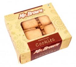 Square Coconut Cookies