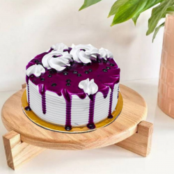 Tasty Blueberry Cake