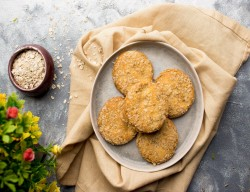 Oat Cookies With No Added Sugar