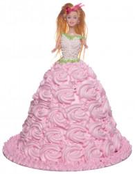 Pineapple Princess Cake