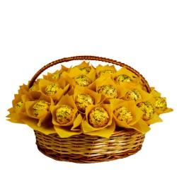 Chocolate Large Basket