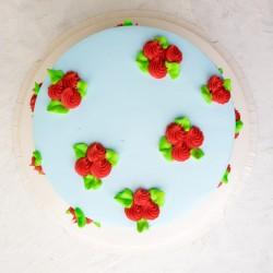 Adorable Pineapple Cake [1kg]