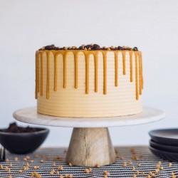 Butterscotch Cream Cake [1kg]