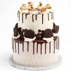 Blackforest Cream Cake