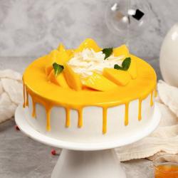 Tangy Mango Cake
