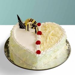 Lovely White Forest Cake [500g]