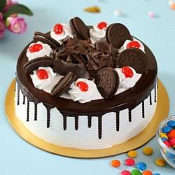Blackforest Oreo Cake