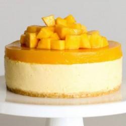 Tango Mango Cheese Cake
