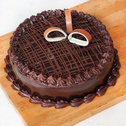 Luscious German Truffle Cake