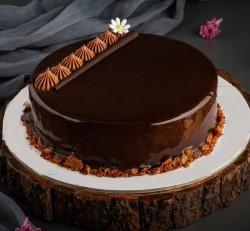 Dark Choco German Truffle Cake